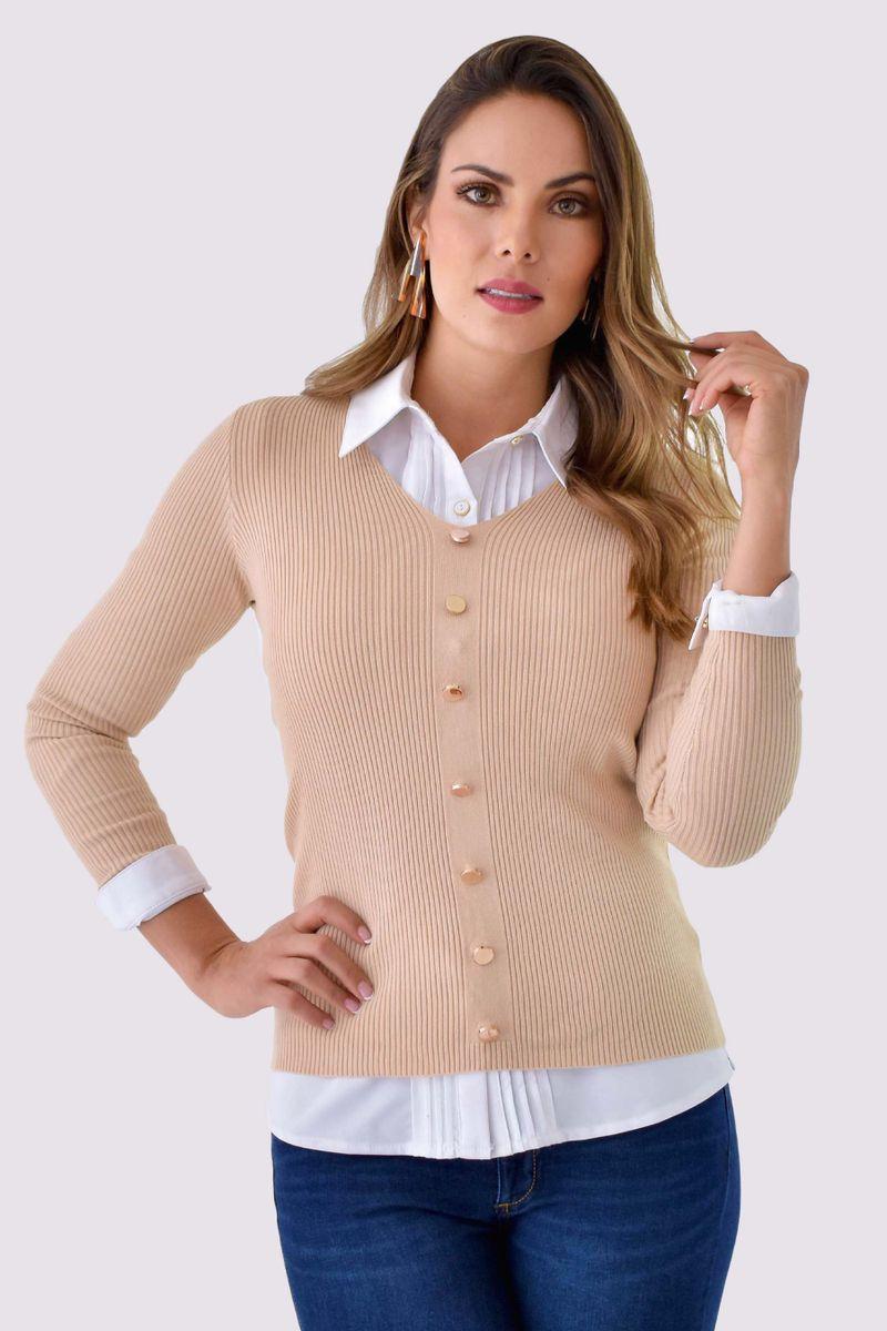 jersey-mujer-xuss-beige-j-83215-1