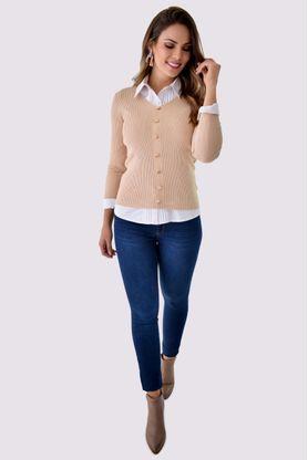 jersey-mujer-xuss-beige-j-83215-4