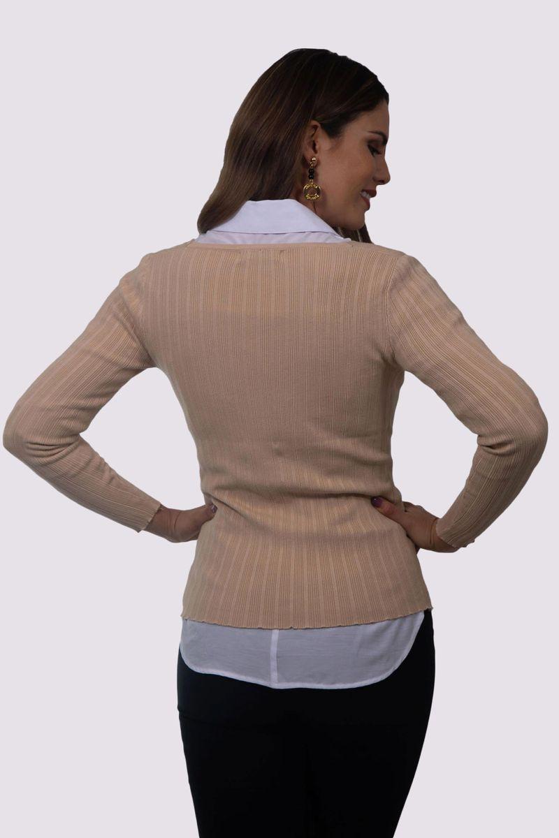 jersey-mujer-xuss-beige-j-83229-2