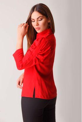 camisa-mujer-xuss-bl-0018-rojo-2